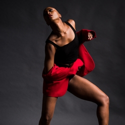 Dancer and choreographer Jade Solomon Curtis takes a poignant and pointed look at historic and ongoing oppression with a multidisciplinary solo work that forces us to confront important questions about language, history, and power through the lens of a singularly charged word.
